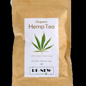 Organic Hemp Tea 40 gr.